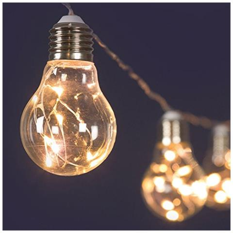 IMPORTEX Catena 10 Lamp. Led Goccia 5 Mt