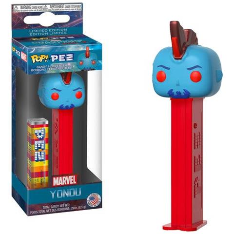 FUNKO Action Figure Funko Pop! Pez: Marvel - Yondu