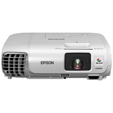 "EPSON EB-S27, 762 - 8890 mm (30 - 350"") , 4:3, AC, 4:3, 1,77 - 2,4 m, 0 - 1,77 m"