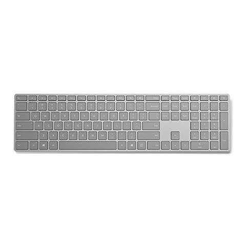 Image of 3YJ-00007 Bluetooth Olandese Grigio tastiera per dispositivo mobile