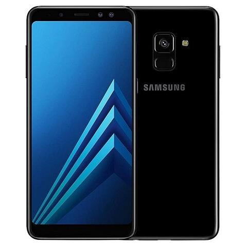 Image of Galaxy A8 A530 Nero Display 5.7'' F HD Octa Core Ram 4GB Storage 32GB +Slot MicroSD Wi-Fi + 4G Fotocamera 16Mpx Android -Vodafone Italia