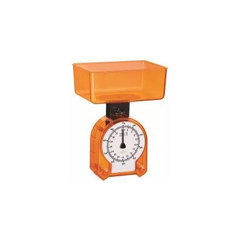 Bilancia Da Cucina Meccanica Arancione 1kg