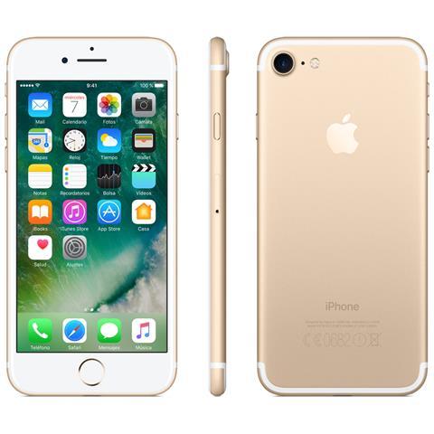 Apple iPhone 7 128 GB Oro (Ricondizionato GOLD)