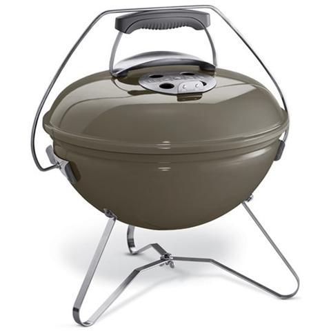 Barbecue a Carbone Smokey Joe Premium da 37 cm Colore Grigio