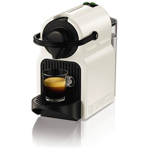 KRUPS XN1001K Inissia Macchina da Caffè Nespresso Serbatoio 0.8 Litri Colore Bianco