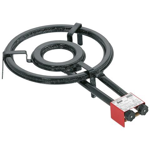 Bartscher A153140 Bruciatore per Paella doppio circuito regolazione indipendente 9.9 kW