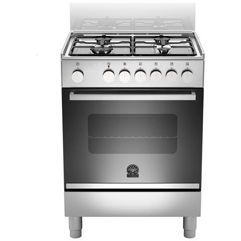 Bertazzoni la germania cucina elettrica ftr104mfesxe serie futura 4 fuochi a gas forno - Cucine bertazzoni la germania ...