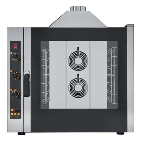 Forno Convezione Gas Ristorante Gastronomia 7 Griglie Gn 1/1 Rs7131