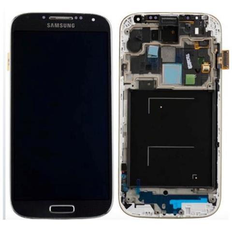 Samsung Display schermo LCD touch Samsung Galaxy s4 gt-i9505 nero service pack