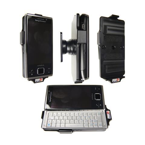 Brodit 511111 Auto Passive holder Nero supporto per personal communication