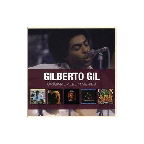 WARNER BROS Cd Gil Gilberto - Original Album Series