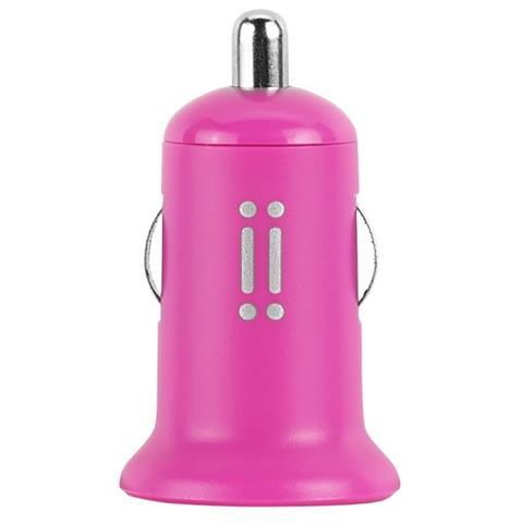 AIINO Car Charger 1USB 1A - Pink