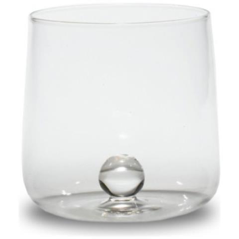 Set 6 Bicchieri Tumbler Bilia Trasparente