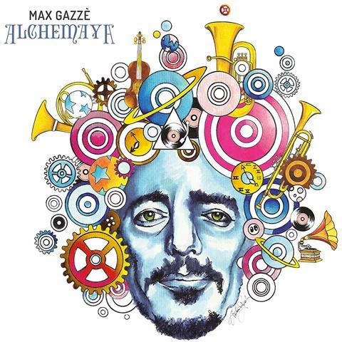 VIRGIN Max Gazze - Alchemaya (2 Cd)
