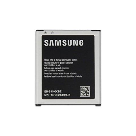 SAMSUNG Batteria Originale per Galaxy J1 da 1850 mAh