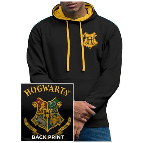 CID Harry Potter - Colour Crest (Felpa Con Cappuccio Unisex Tg. Xl)