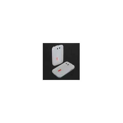 Samsung Custodia Samsung S5360 / S5369 Galaxy Y Gel Tpu Trasparente