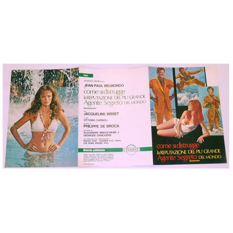 Vendilosubito Brochure Originale Del Film Il Piu Grande Agente Segreto