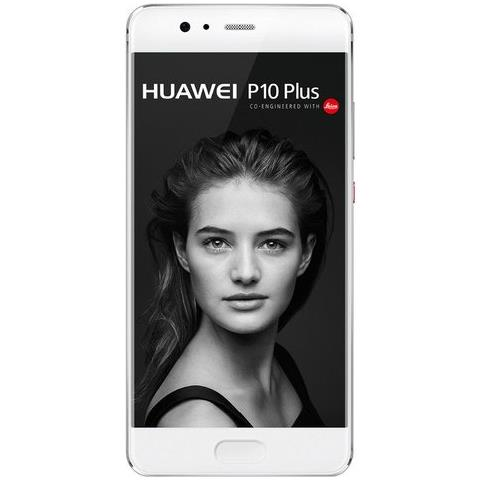 """Huawei P10 Argento 64 GB 4G / LTE Display 5.1"""" Full HD Slot Micro SD Fotocamera 20 Mpx Android Wind Italia"""