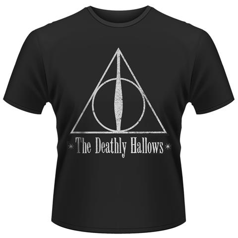 PLASTIC HEAD Harry Potter - The Deathly Hallows (T-Shirt Unisex Tg. XL)