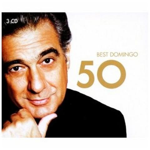 WARNER BROS Cd Domingo Placido - 50 Best Placido Dom