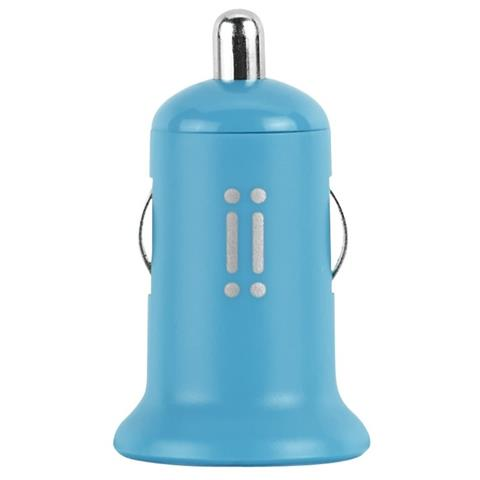 AIINO Car Charger 1USB 1A - Blue