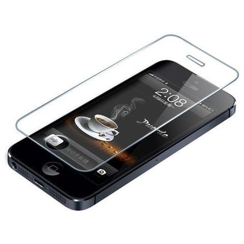 Network Shop Pellicola Protezione In Vetro Temperato Schermo Iphone 5 5s 5c Se