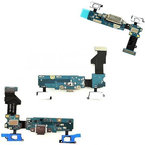digital bay Ricambio Connettore Carica Flex Cable Porta Charging Dock Flat Per Samsung Galaxy S5 Neo Sm-g903f