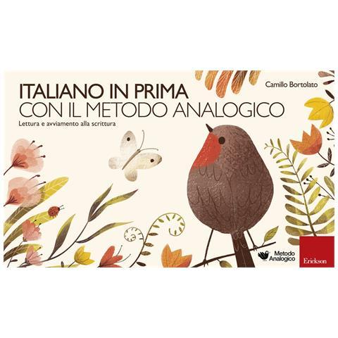 Erickson Gioco Analogico Italiano In Prima