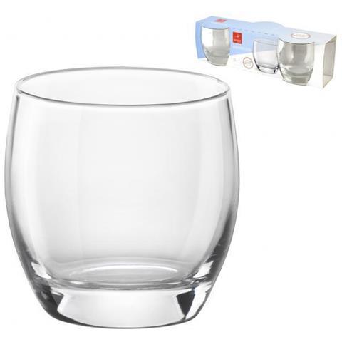 Rocco Bormioli Bicchiere Essenza Acqua 37 Cl Made In Italy