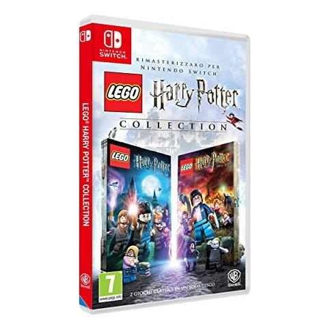 WARNER BROS LEGO Harry Potter Collection Remastered