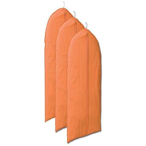 compactor Set Di 3 Copriabito Lungo Arancio