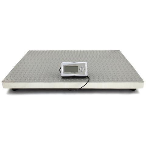 Bilancia Elettronica Industriale 300kg Per Magazzini E Fattorie 90cm X 60cm