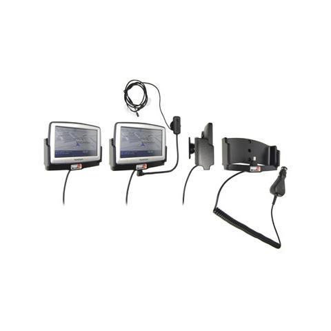 Brodit 278018 Attivo Nero supporto e portanavigatore