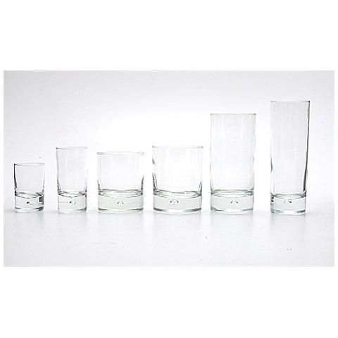 DUROBOR S.A. 32021 Disco Confezione 6 bicchieri Acqua