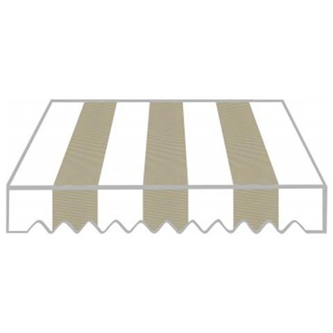 Tenda Da Sole A Bracci Per Giardino In Poliestere P2004 In Alluminio
