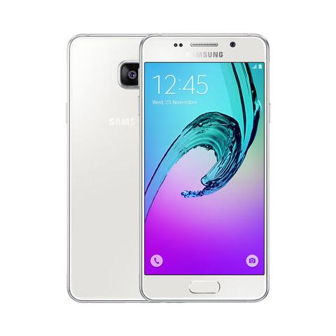 SM-A310F Galaxy A3 White Display 4.7 HD Quad Core Ram 1.5GB Storage 16GB + Slot MicroSD WiFi Bt 4G / LTE Doppia Fotocamera 13Mpx / 5Mpx Android 5.1 - Italia