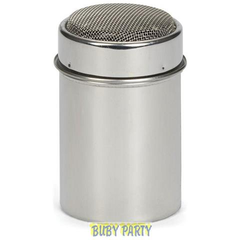 Buby Party Spargi Zucchero In Acciaio 10 Cm