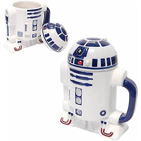Tazza Star Wars Mug Figural R2 D2