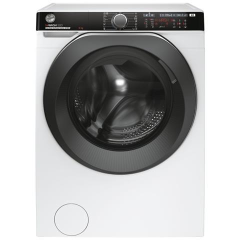 Lavatrice Standard HWPD69AMBC H-Wash 500 All in One 9 Kg Classe A Centrifuga 1600 giri