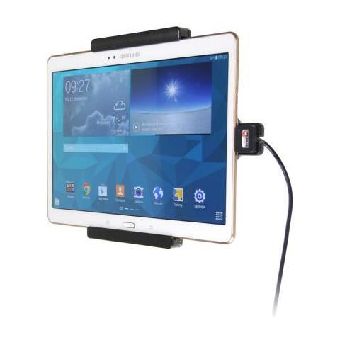 BRODIT 513653 Auto Active holder Grigio supporto per personal communication