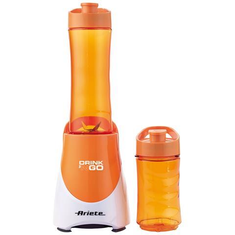 Frullatore Potenza 300 Watt Capacità 0.6 Lt Colore Arancione