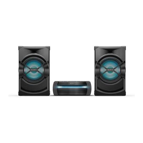 Image of Impianto Hi-Fi SHAKEX30PN. EU Sistema Home Audio Shake X3D con Bluetooth / NFC / WLAN Colore Nero