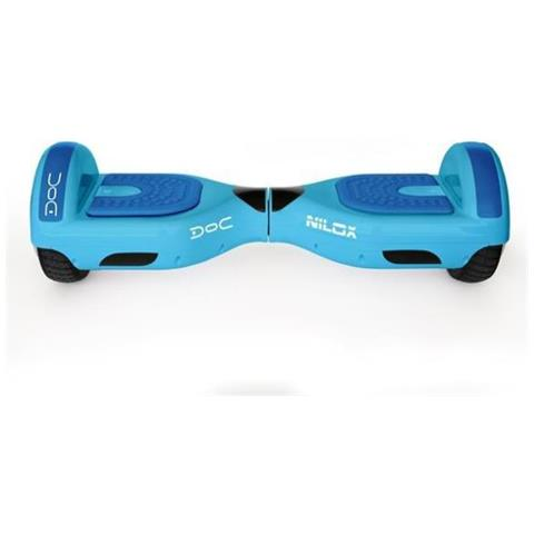 NILOX DOC Hoverboard Elettrico Colore Azzurro Sky Blue