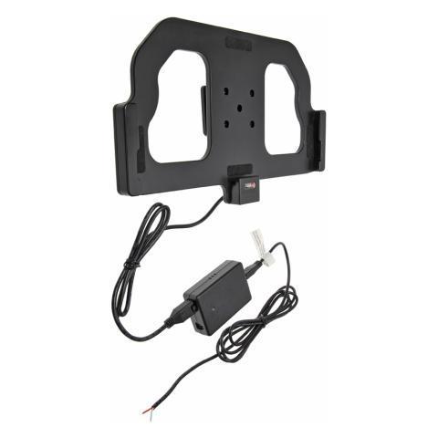 BRODIT 513655 Auto Active holder Nero supporto per personal communication