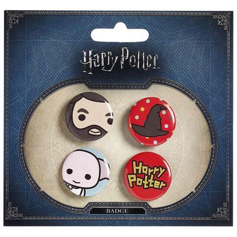 CARAT Harry Potter: Set 3 Hagrid / hat / dobby (set 4 Spille)