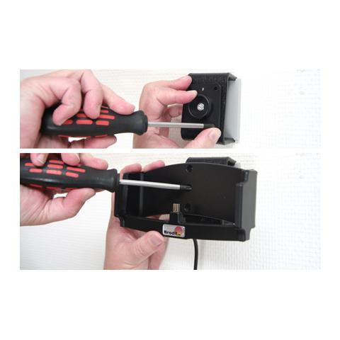 Brodit 517039 Interno Attivo Nero supporto e portanavigatore