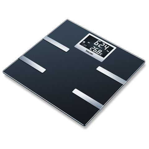 BEURER BF 700 Bilancia Diagnostica con Bluetooth Portata 180 Kg Colore Nero