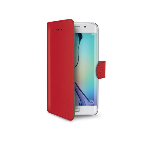CELLY Wally Case For Gal. S6 Edge Rd
