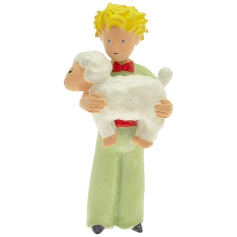 Plastoy 61031 - Piccolo Principe - Miniature Principe Con Pecora